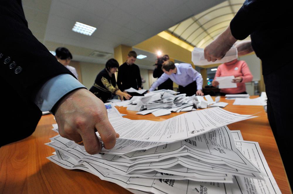 Антикоррупционеры призвали СБУ и МВД остановить фальсификацию выборов в Геническом районе