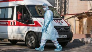 Запорожская область вновь среди лидеров по росту заболеваемости COVID-19