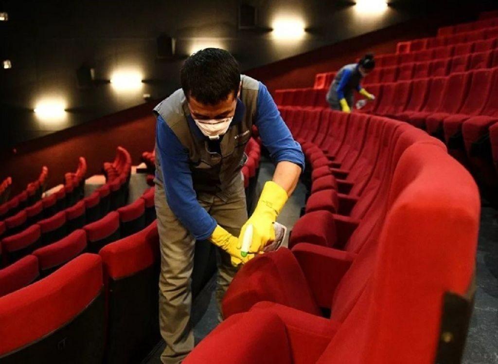 Какие кинотеатры в Запорожье возобновят работу с 25 января