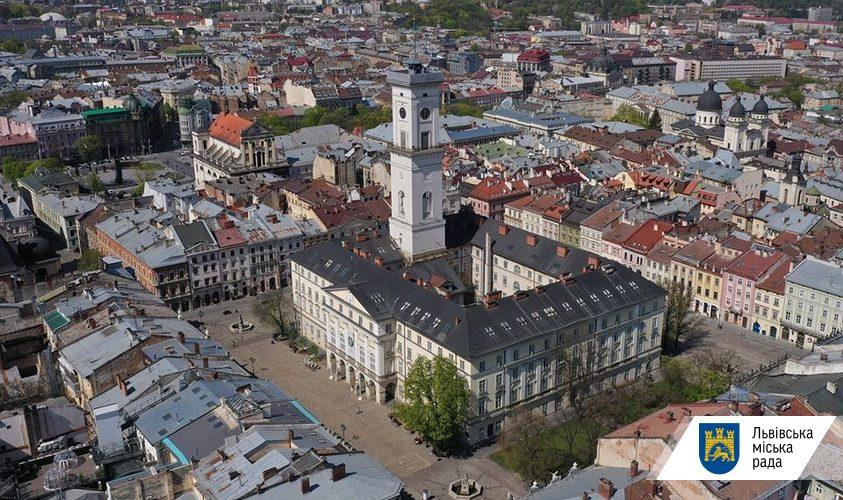 Во Львове депутаты решили не дожидаться регистрации мэром Садового и поделили должности