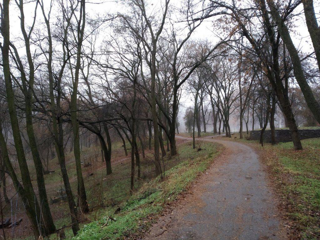 Превратился в руины: запорожцы просят облагородить парк в спальном районе