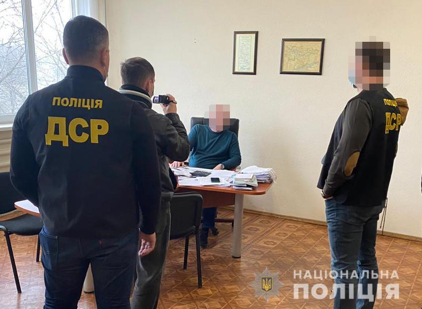 На крупной взятке погорел начальник одного из управлений «Запорожгаза» (ФОТО)