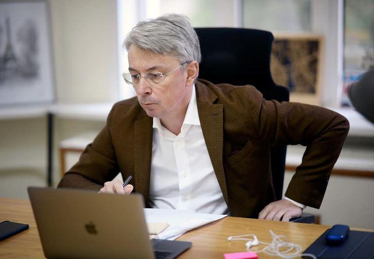 Министр культуры призвал украинцев «не сидеть дома»