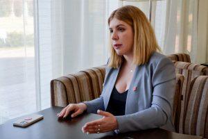 Лідерка партії «Голос» Кіра Рудик: Якби ми обирали, за яку реформу варто боротися не на життя, а на смерть, то це точно була б судова
