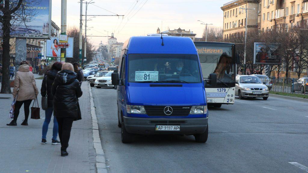 В мэрии рассмотрят отмену повышения стоимости проезда в Запорожье