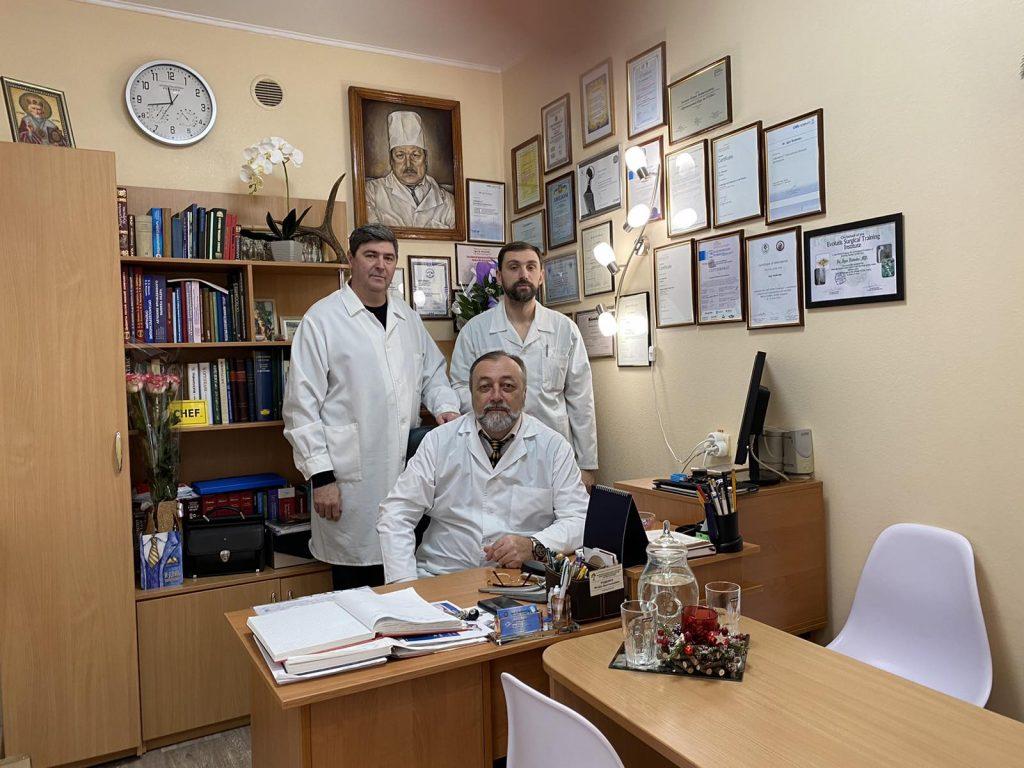 Запорожские ортопеды-травматологи поздравляют коллег с профессиональным праздником