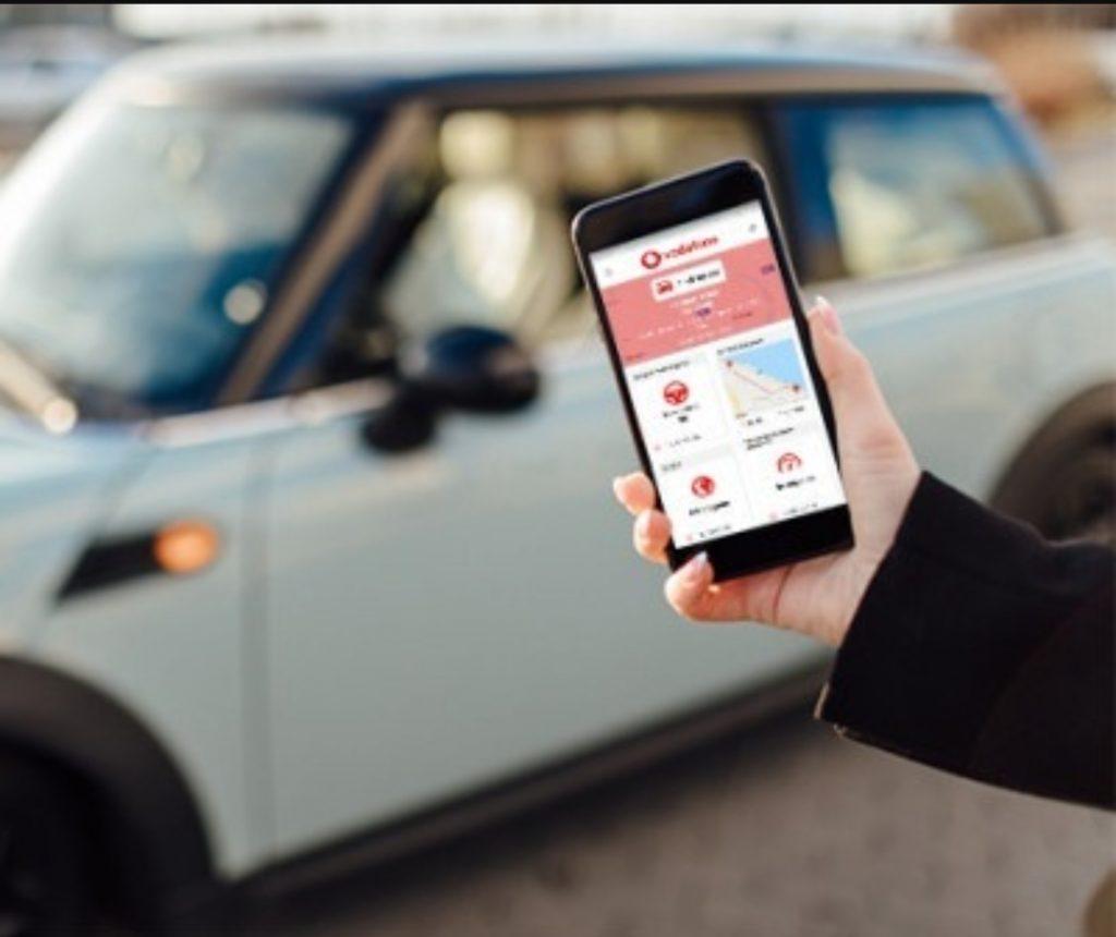 Vodafone запустил полезную услугу для автолюбителей