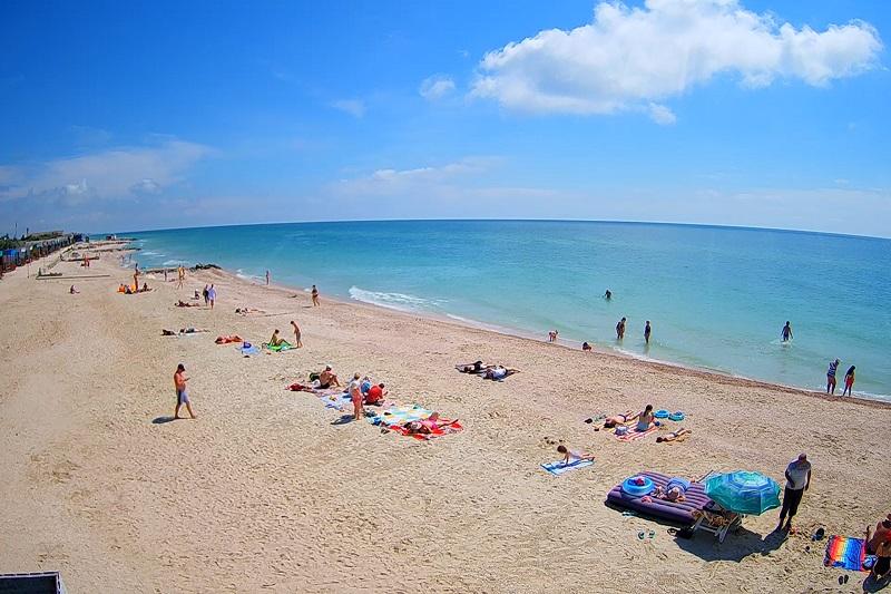 Синоптик рассказал о погоде на украинских курортах в ближайшую неделю