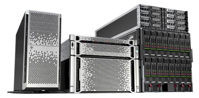 Серверы HP: ключевые особенности оборудования