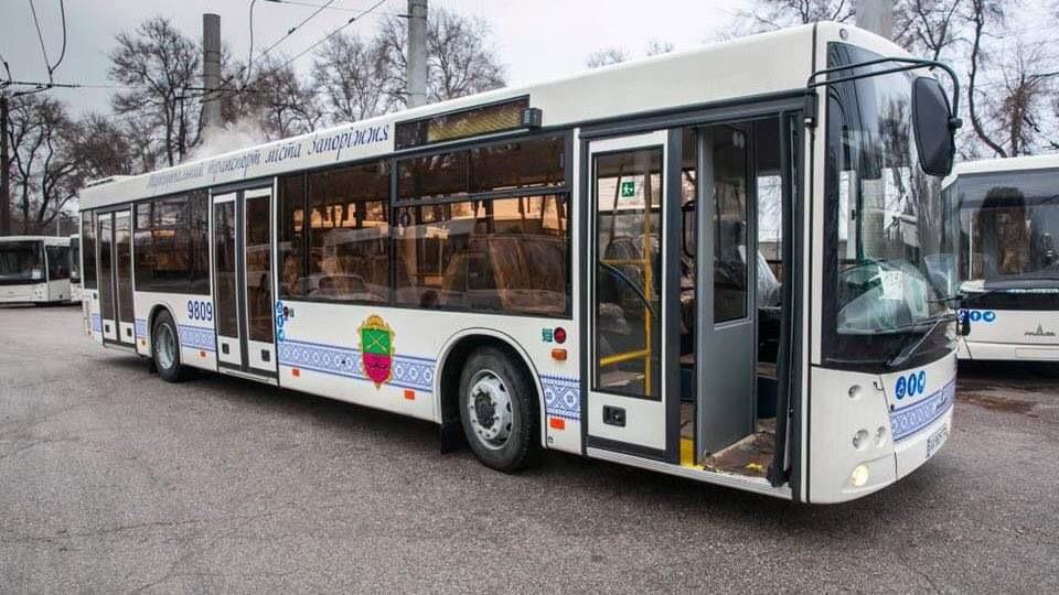 Запорожцев просят поддержать петицию о продлении автобусного маршрута