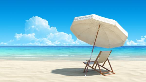 На курортах Украины море прогреется до +23° С