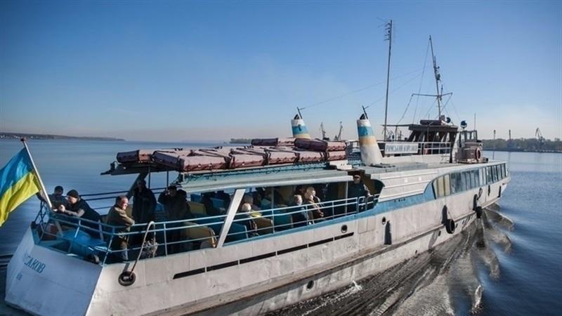 Для дачников из Запорожья запускают катера по 4-м маршрутам (РАСПИСАНИЕ)