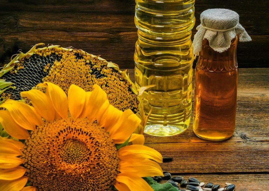 На внешнем рынке стремительно подешевело украинское подсолнечное масло