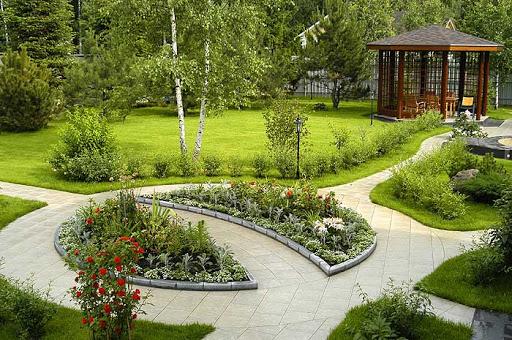 Благоустройство частного двора: как создать комфортную территорию для жизни