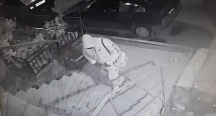 В Запорожской области орудует злоумышленник: он попал на ВИДЕО