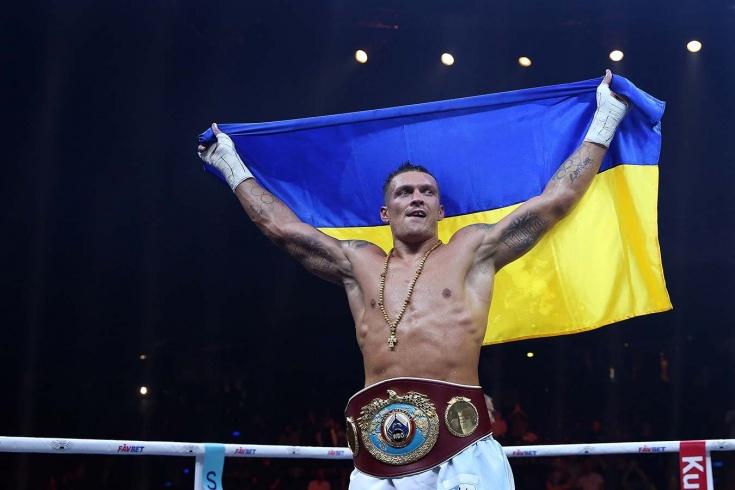 «Берегите нервы машинистов»: «Укрзализныця» обратилась к боксеру Усику