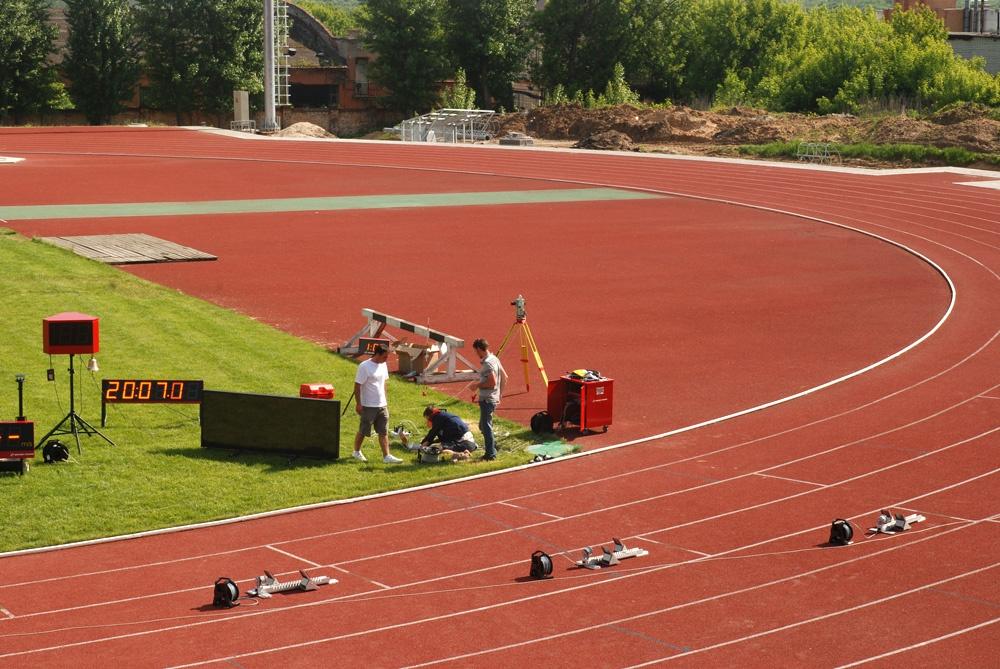 Спортсмены-олимпийцы попросили руководство обладминистрации построить стадион в Запорожье