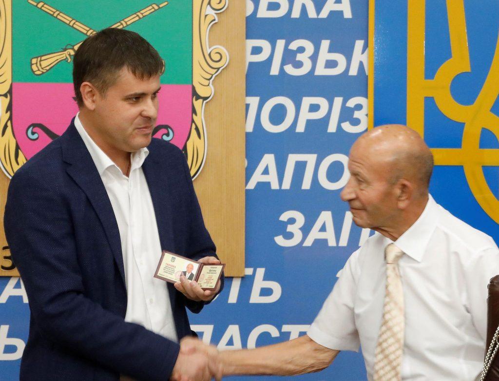 Михаил Шагинянц стал советником Владислава Куценко