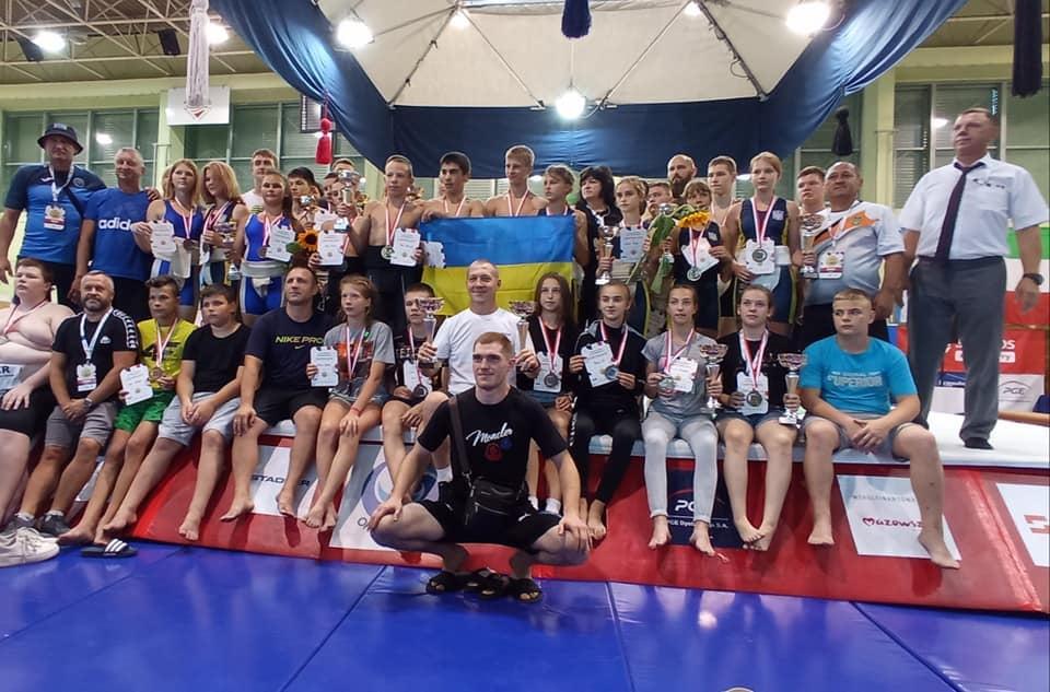 Сумоистка из Васильевки стала двукратной чемпионкой Европы (ФОТО)