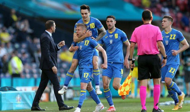 Сборная Украины получила важное преимущество перед матчем с Англией