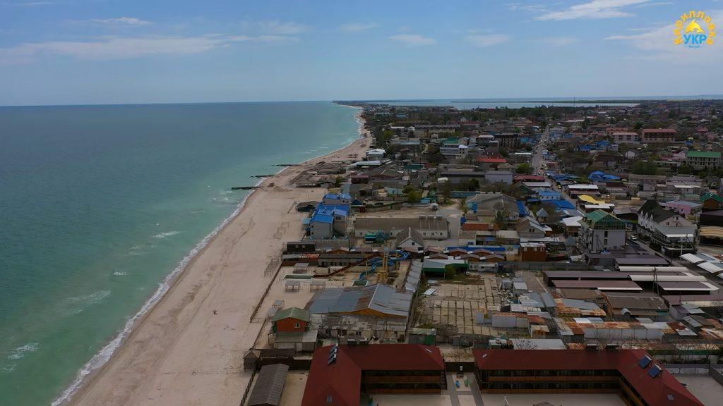 Пляж Кирилловки может получить «Голубой флаг»: за что его вручают