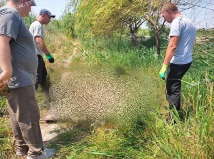 «Котлован смерти» снова убивает: в Запорожской области обнаружили очередную жертву озера Горячка (ФОТО)