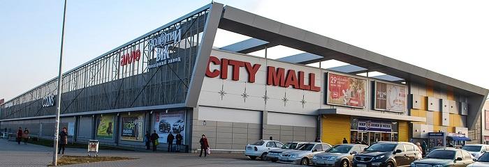 В запорожском City Mall будут вакцинировать от COVID-19