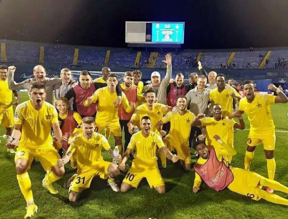Экс-тренер запорожского «Металлурга» вывел свою команду в групповой этап Лиги чемпионов