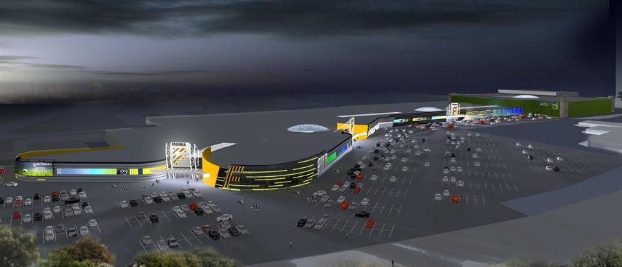 В Запорожье возле «Дубовки» построят новый ТРЦ: что в нем будет
