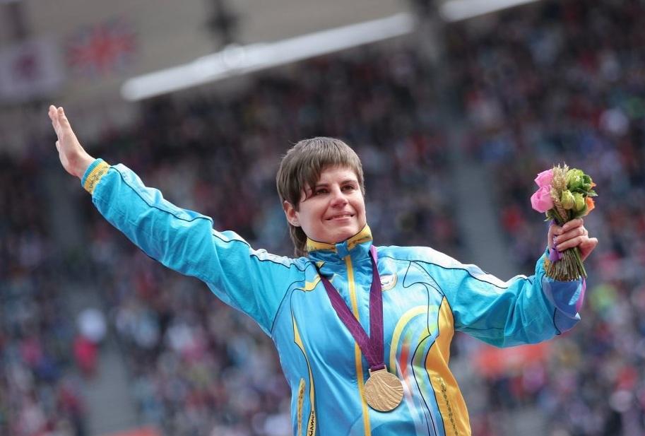 Спортсменка из Запорожья завоевала «золото» на Паралимпиаде-2020