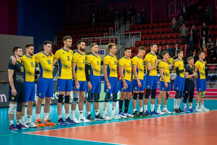 Игрокам сборной Украины выплатят 10 миллионов за победу над сборной России
