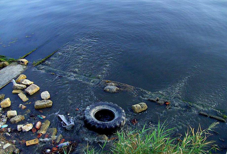 Как в Запорожской области сливают канализацию в Азовское море (ВИДЕО)