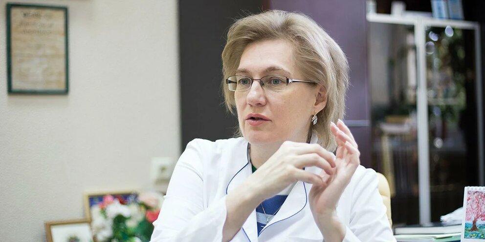 Голубовская назвала главный побочный эффект вакцинации от COVID-19
