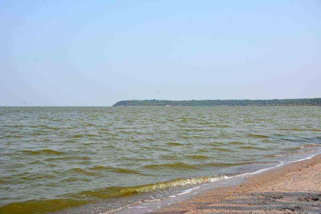 На побережье Азовского моря появятся новые пляжи и детские лагеря