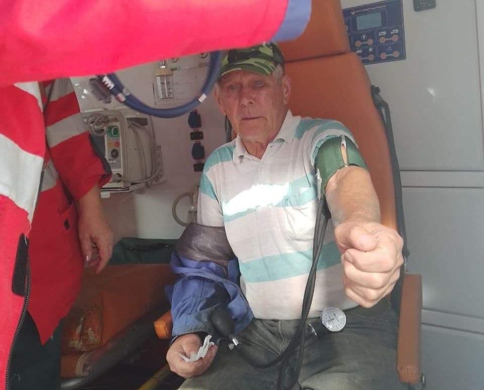 «Сослался на проблемы семейного характера»: как оправдался водитель, ударивший пенсионера в Запорожье