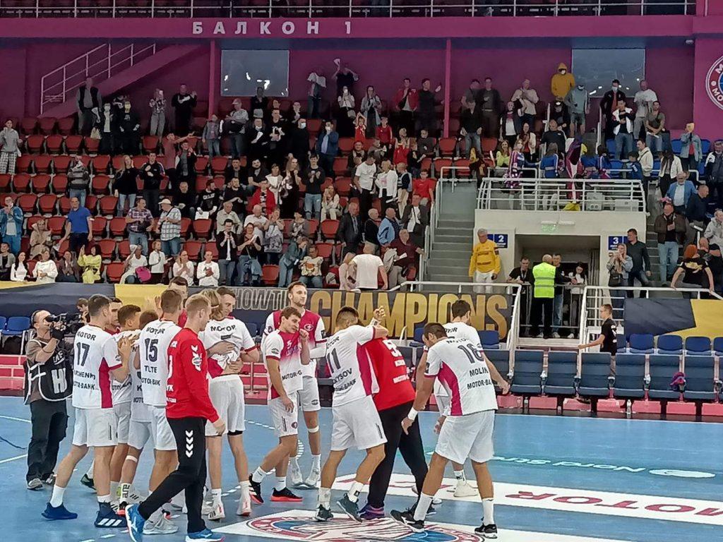 Комок в горле «Порту»: запорожский «МОТОР» побеждает в стартовом туре Лиги чемпионов (ФОТО, ВИДЕО)