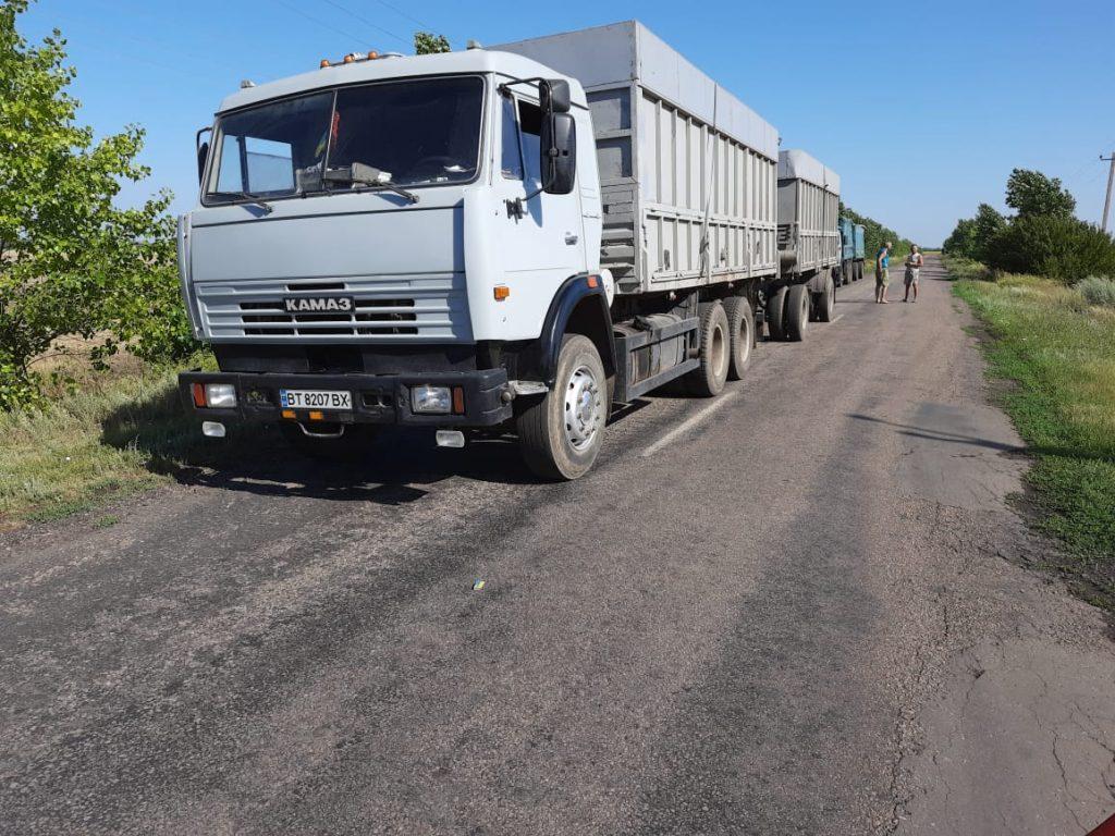 В Запорожской области у госпредприятия украли зерна на 200 миллионов: комиссия НААН начала проверку (ФОТО, ВИДЕО)