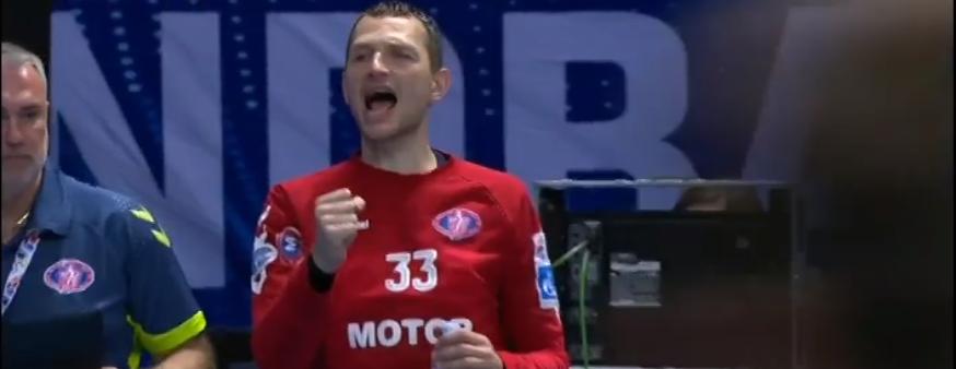Запорожский «МОТОР» завоевал бронзовые медали SEHA-Лиги