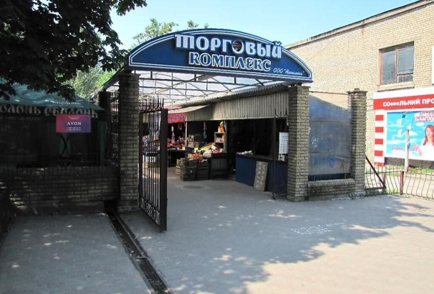 В Запорожье торговый комплекс обменивают на жильё и автомобили (ФОТО)
