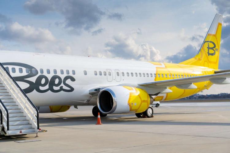 Новый украинский лоукостер запускает два рейса из Запорожья