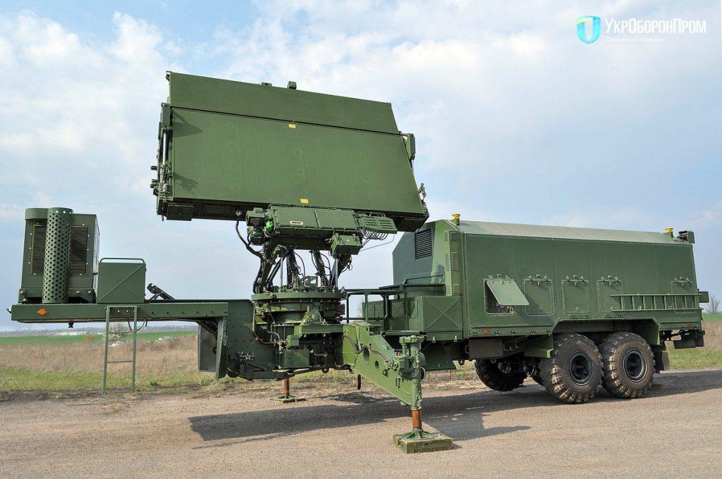 Запорожский завод поставит ВСУ «глаза» противовоздушной обороны Украины (ФОТО)