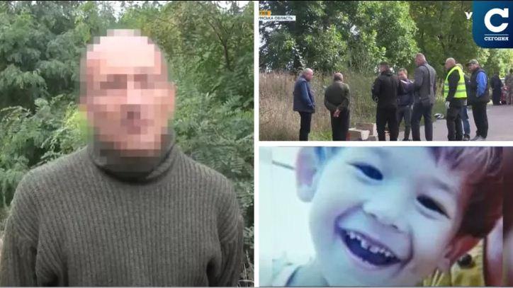 Отец задушил 3-летнего сына из мести: подробности убийства в Сумской области