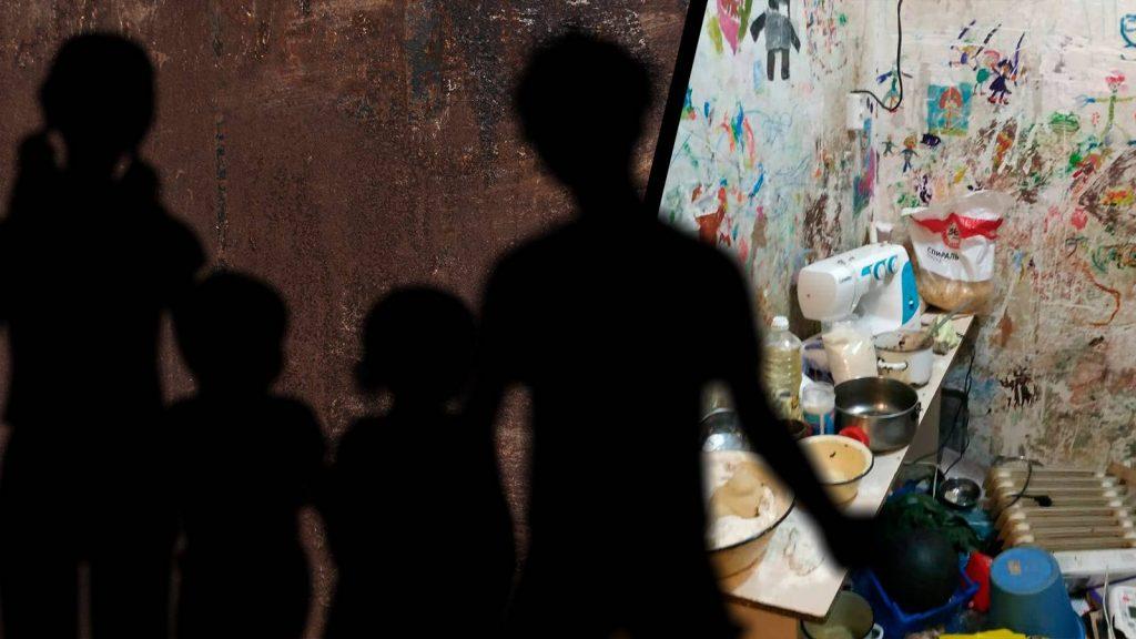Экскременты и тараканы: полицейские ужаснулись от условий проживания детей в Днепре (ФОТО)