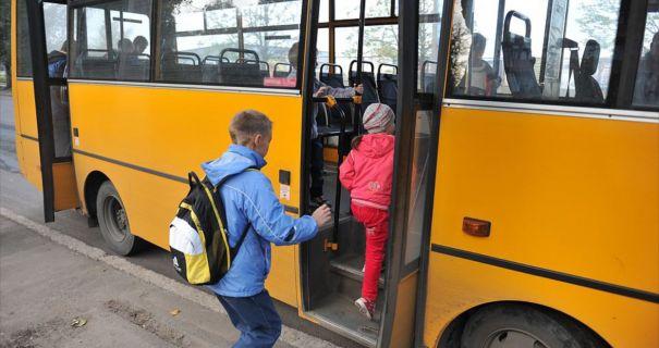 Ограничения в общественном транспорте: как будут перевозить детей в Запорожской области