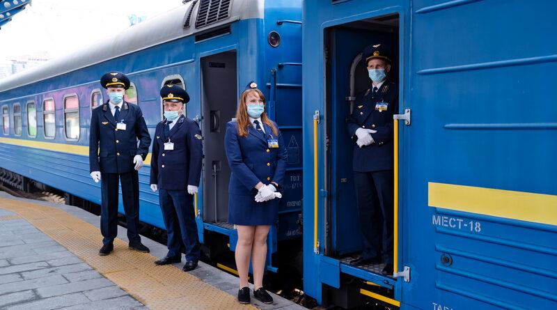 Как с 21 октября жители Запорожской области будут садиться на поезда