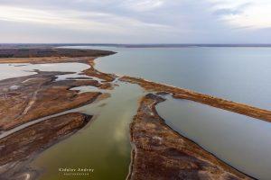 Кадры завораживают: фотограф из Акимовки показал, как изменился Молочный лиман (ФОТО)