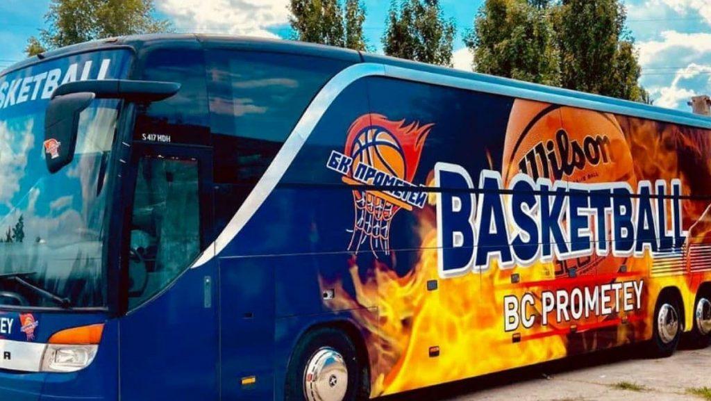 В Запорожье состоится матч баскетбольной Лиги чемпионов