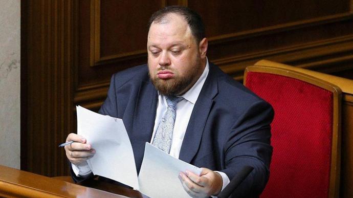 В Украине новый глава Верховной Рады: чем он известен