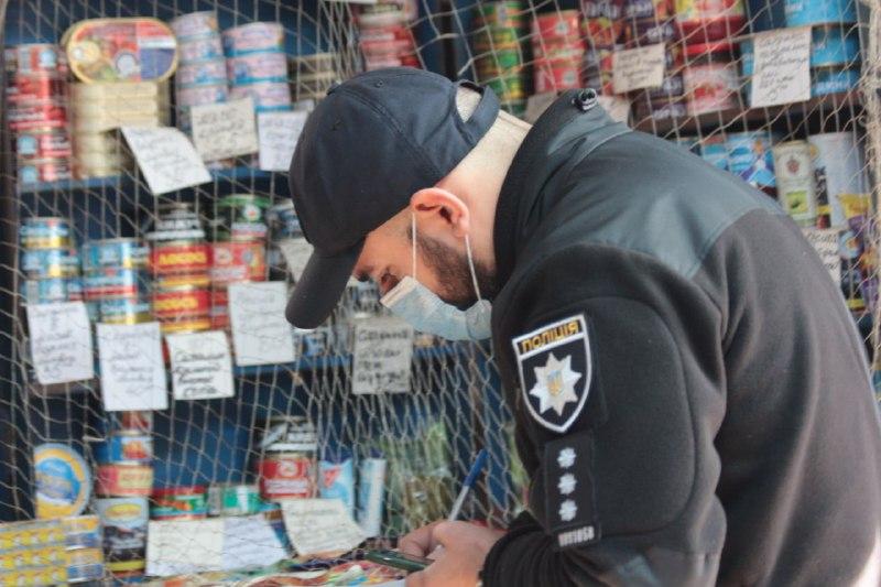 В Запорожье провели карантинные проверки на Центральном рынке: за что штрафуют (ФОТОРЕПОРТАЖ)
