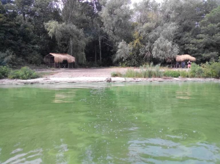 В Запорожье предлагают заработать 10 000$ на продаже заброшенного комплекса на берегу Днепра (ФОТО)